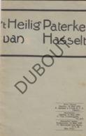 HASSELT Heilig Paterke 1939 (R220) - Oud
