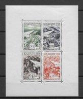 MAROC - BLOC YVERT N° 2 ** MNH - COTE = 28.6 EUR - Morocco (1891-1956)