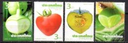 Serie De Thailandia Año 2011 - Frutas