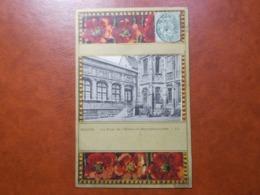 Carte Postale - ROUEN (76) - La Cour De L'Hôtel De Bourgtheroulde (3545) - Rouen