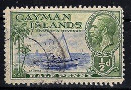 Cayman Islands, 1935, SG 97, Used - Cayman Islands