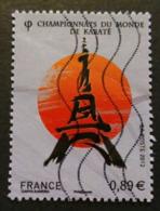 FRANCIA 2012 - 4681 - Oblitérés