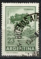 Argentina 1965 - Quebracho Rosso Red Quebracho - Argentine