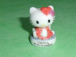 Fèves / Films / BD / Dessins Animés :  Hello Kitty , 2012     T41 - Dessins Animés