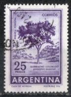 Argentina 1966 - Quebracho Rosso Red Quebracho - Oblitérés