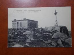 Carte Postale - PIERRE SUR HAUTE (63) - Le Poste Et La Croix (3549) - Autres Communes