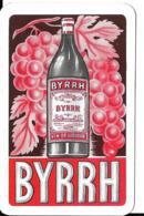 """PUBLICITE  ANISE   CARTE A JOUER """"BYRRH"""" - Cartes à Jouer Classiques"""