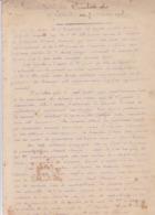 HISTORIQUE DES COMBATS DU 401 EME RI DU 29 SEPTEMBRE AU 5 OCTOBRE 1918 / PASSIONNANT POUR HISTORIEN - 1914-18