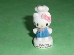 """Fèves / Films / BD / Dessins Animés :  Hello Kitty , 2012   """" Mat """"    T41 - Dessins Animés"""