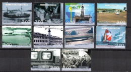 Serie  Nº 727/36 Saint Pierre Et Miquelon - Ungebraucht