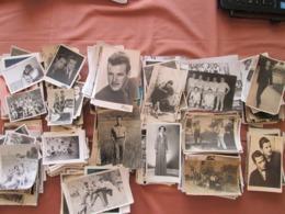 GRAND LOT, 370+ PHOTOS ORGINALES, 1KG, PHOTOS DE GROUPE, MAILLOT DE BAIN, PORTRAITS - Anonieme Personen