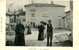 SALMAGNE =  Le Chateau    907 - Frankrijk