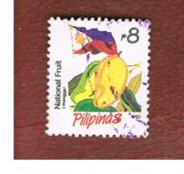 FILIPPINE (PHILIPPINES) - SG 2486  -  1993  FRUITS: MANGO   (DATED 1993) - USED ° - Filippine