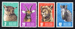 Serie  Nº 251/4 Malawi - Sellos