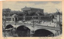 Cartolina Berlin Friedrichsbrucke - Cartoline