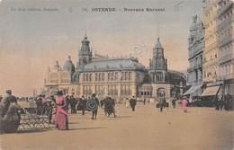 Cartolina Ostende Nouveau Kursaal - Cartoline