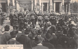 Cartolina Berlin Mittags 1 Uhr Im Lustgarten 1912 - Cartoline