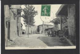 CPA Gard 30 Aigues-Vives Circulé - Aigues-Vives
