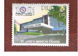 FILIPPINE (PHILIPPINES) - MI 3372  -  2003  ST. LUKE' S MEDICAL CENTER      - USED ° - Filippine