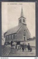 Carte Postale 59. Flesquières  L'église  Trés Beau Plan - Autres Communes