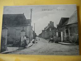 49 5790 CPA 1915 - 49 MARCE. RUE DE LA PAIX. - ANIMATION - Autres Communes