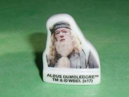 Fèves / Films / BD / Dessins Animés :  Harry Potter , Albus Dumbledore , Feve Plate     T42 - Dessins Animés