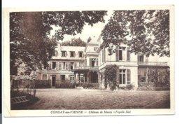 CONDAT Sur Vienne - Château De Maury (vers 1932) - Vente Directe X - Condat Sur Vienne