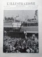 L'Illustrazione Italiana 24 Febbraio 1935 Littoria Purosangue Respighi Formichi - Libri, Riviste, Fumetti