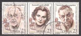 Serbien  (2015)  Mi.Nr.    Gest. / Used  (4fc33) - Serbien