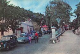 Le Perthus (66) - Frontière Hispano Française - France