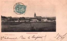 CPA - GOUSSAINCOURT - Vue Gale Du Village ... - France