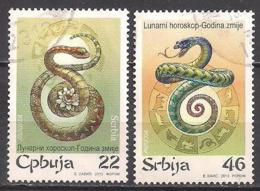 Serbien  (2013)  Mi.Nr.  489 + 490  Gest. / Used  (4fc34) - Serbien
