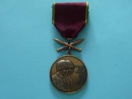 Opérations Militaires Du Sud Du SHABA - Médailles & Décorations