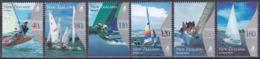 Neuseeland New Zealand 1999 Transport Seefahrt Schiffe Ships Segelschiffe Sailboats Segeln Sailing, 1800-5 ** - Neuseeland