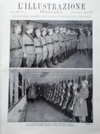 L'Illustrazione Italiana 3 Marzo 1935 Kalevala San Francesco Stoccolma Eritrea - Libri, Riviste, Fumetti