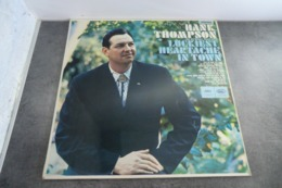 Disque 33 Cm De Hank Thompson And His Brazos Valley Boys - Luckiest Heartache In Town - Capitol ST 2342 - Country & Folk