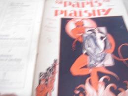 PARIS PLAISIRS /BALLET RUSSE LNCRET /GIFFEY /RAQUEL MELLER  NAN STUART TERA GUINH/SERGY  /MARTIN KAVEL/ - Books, Magazines, Comics