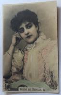 CPA Précurseur Wanda De Boncza Comédienne De Théâtre Française - Artistes