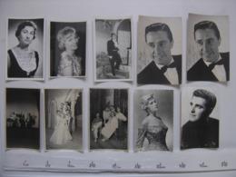 Lot 3 PHOTO Artistes Varietes Theatre Opera Spectacle Cabaret Music Hall DIJON - Berühmtheiten
