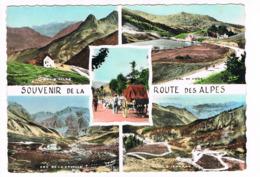 Cspm (04) Route Des Alpes.Multivues.   (E.059) - Francia
