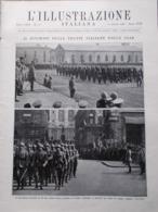 L'Illustrazione Italiana 10 Marzo 1935 Taormina Randazzo Bombe Somalia Danpierre - Libri, Riviste, Fumetti