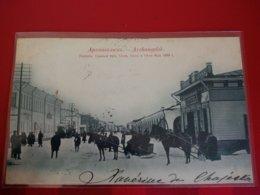ARCHANGELSK ATTELAGE - Russie