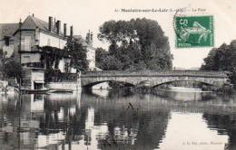 CP 41 Loir-et-Cher Montoire Sur Le Loir Le Pont - Montoire-sur-le-Loir