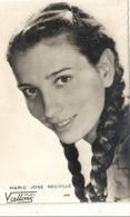 CPSM Artiste Marie José Neuville - Chanteurs & Musiciens