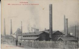 DECAZEVILLE ( L'Aveyron ) ; Les  Puits  De FONTVERGNES ( Labouche) - Decazeville