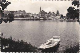 GREZ-NEUVILLE. Un Coin De Pêche Au Bord De La Mayenne - Autres Communes
