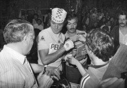 7041  Photo Cyclisme Bernard Thevenet - Cyclisme
