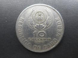 Cape Verde 10 Escudos 1977 - Cabo Verde