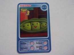 Carte Disney AUCHAN Les Petits Pois Toy Story 3 - Autres Collections