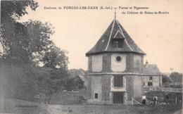 Environs De FORGES LES EAUX - Ferme Et Pigeonnier Du Château De Bobec La Rosière - Forges Les Eaux